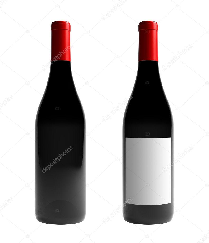 Bouteille de vin bourgogne photographie mcklog 3606591 for Bouteille de vin personnalisee montreal