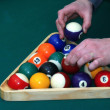 Royalty-Free Stock Photo: Billiard balls