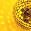 Mirror ball — Stockfoto
