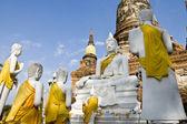 Ayutthaya thailand — Stockfoto