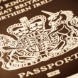 Stock Photo: Passport