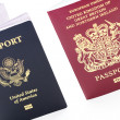 Passports - Stock Photo