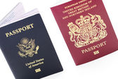 Passports — Stock Photo