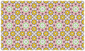 Morocco pattern — Stock Vector