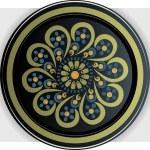 Khokhloma plate — Stock Vector #3546232