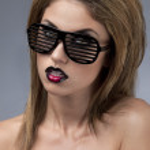 High Fashion Portrait — Stock Photo