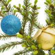 Christmas balls — Stock Photo #3097480