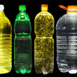Lemonade, oil and water set - Foto Stock