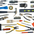 Mega tooling set for the master — Stock Photo