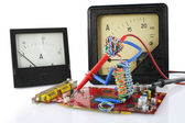Leksaker tekniker reparation koncept — Stockfoto