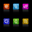 Web icons — Stock Photo #2860446