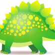 Royalty-Free Stock Vector Image: Cute Dino