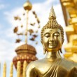 Royalty-Free Stock Photo: Golden Buddha statue, Thailand