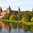 Castle in Aschaffenburg, Germany — Stock Photo #3069424