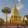 Wat Phratat Doi Suthep - Thailand — Stock Photo