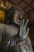 Great Buddha statue in Nara, Japan — Stock Photo
