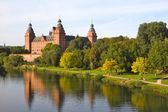 Castle in Aschaffenburg, Germany — Stock Photo