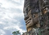 ангкор, камбоджа - храм байон — Стоковое фото