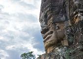 Angkor, kambodscha - bayon-tempel — Stockfoto