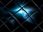 Dark blue background in the form of tile — Stock Photo