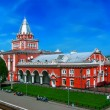 Railway station in town of Chernigov — Stock Photo #3086863