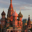 St. Basil&#039;s Cathedral - Stock Photo