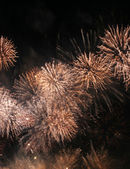 Festival firework — Stock Photo