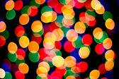 цветные пятна — Стоковое фото