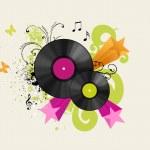 Vinyl discs — Stock Photo #2781264