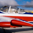 Sport aircraft — Stock Photo