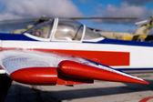Sport aircraft — Stock Photo