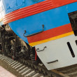 Locomotive — Stock Photo