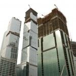 Skyscraper building — Stock Photo