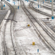Stock Photo: Railroad ways