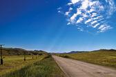 Eski yol — Stok fotoğraf
