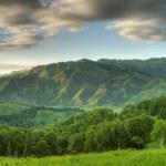 Mountains landscape — Stock Photo #3185362
