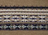 編み物テクスチャ — ストック写真