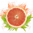 Royalty-Free Stock Photo: Grapefruit