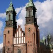 Stock Photo: Cathedral Church in Poznań
