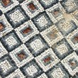 Stock Photo: Mosaic on floor