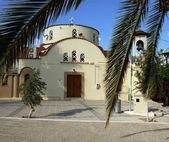 Chiesa su Creta — Foto Stock