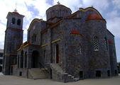 La chiesa ortodossa orientale — Foto Stock