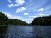 Lake — 图库照片
