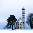 St. ColomChapel in Bavary — Stock Photo #3608566