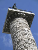 The trajans column — Stock Photo