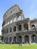 The colloseum — Stock Photo