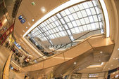 Shopping Centre in Kempten, Germany — Stock Photo