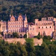 Red Castle in Heidelberg, Germany — Stok Fotoğraf #3633467