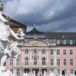 Trier, the Kursfuerstliches Palais — Stock Photo