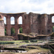Stock Photo: Emperor thermes, romconstruction in Trier